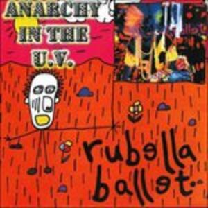 Anarchy in the U.vol. - CD Audio di Rubella Ballet