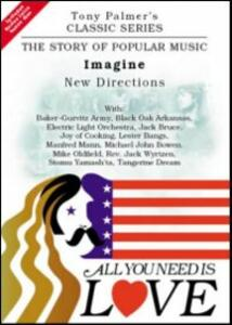 All You Need Is Love. The Story of Popular Music. Tony Palmer's Classic Series di Tony Palmer - DVD