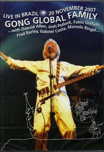 Film Gong Global Family. Live Brazil 2007