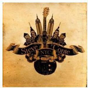 NYC Album - CD Audio di Steve Conte