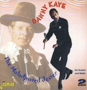 Maladjusted Jester - CD Audio di Danny Kaye