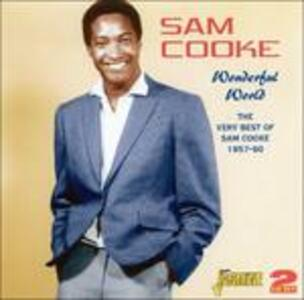 Wonderful World - CD Audio di Sam Cooke