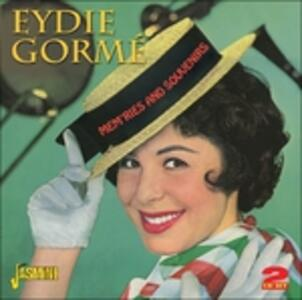 Mem'ries and Souvenirs - CD Audio di Eydie Gormé