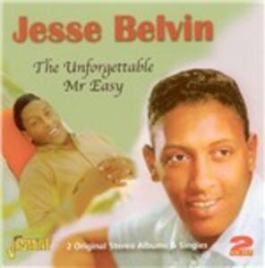 Unforgettable Mr. Easy - CD Audio di Jesse Belvin