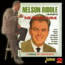 Joy of Living- A Riddle of Contrast - CD Audio di Nelson Riddle