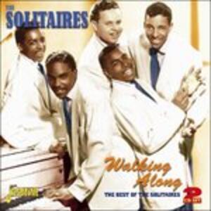 Walking Along - CD Audio di Solitaires