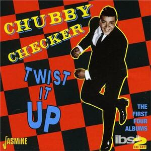 Twist it Up. The First Four Albums - CD Audio di Chubby Checker