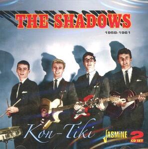Kon-Tiki 1958-1961 - CD Audio di Shadows