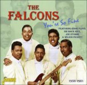 You're So Fine - CD Audio di Falcons