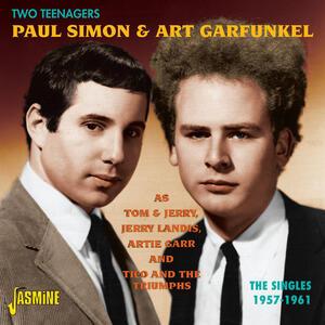 Two Teenagers - CD Audio di Paul Simon,Art Garfunkel