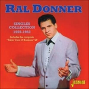 Singles Collection 1959-1962 - CD Audio di Ral Donner