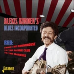 Blues Incorporated - CD Audio di Alexis Korner