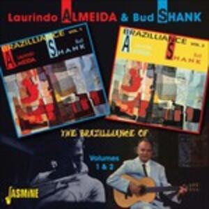 The Brazilliance of - CD Audio di Laurindo Almeida