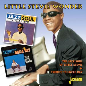 Jazz Soul Of Little Stevie + Tribute To Uncle Ray - CD Audio di Stevie Wonder