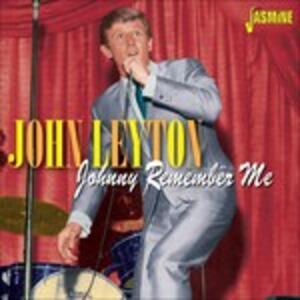 Johnny Remember Me - CD Audio di John Leyton