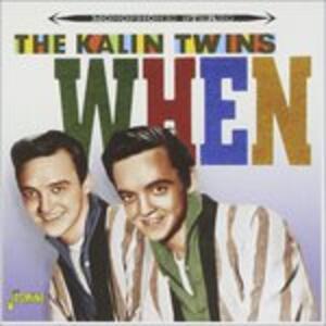 When - CD Audio di Kalin Twins