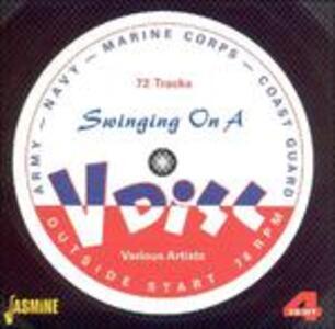 Swinging on a V-Disc - CD Audio
