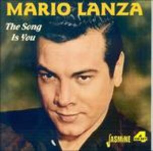 The Song Is You - CD Audio di Mario Lanza
