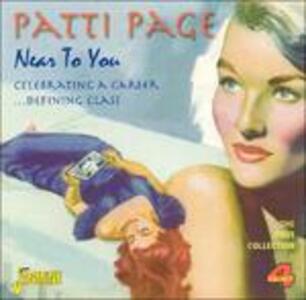 Near to You - CD Audio di Patti Page