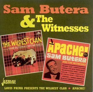 Louis Prima Presents The Wilde - CD Audio di Sam Butera