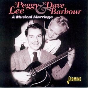 A Musical Marriage - CD Audio di Peggy Lee,Dave Barbour