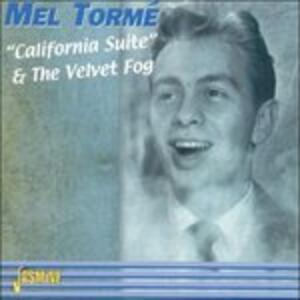 California Suite & the ve - CD Audio di Mel Tormé