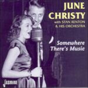 Somewhere There's Music - CD Audio di June Christy