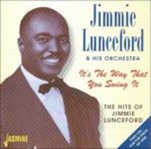 It's the Way That You Swing it - CD Audio di Jimmie Lunceford