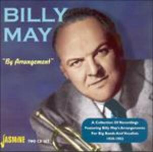 By Arrangement - CD Audio di Billy May