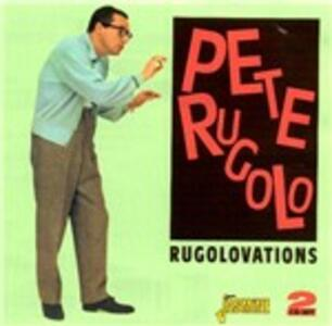 Rugolovations - CD Audio di Pete Rugolo