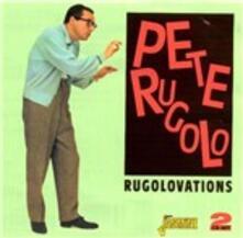 Rugolovations - CD Audio di Pete Rugolo