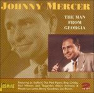 Man from Georgia - CD Audio di Johnny Mercer