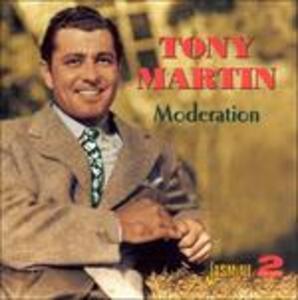 Moderation - CD Audio di Tony Martin