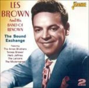 Sound Exchange - CD Audio di Les Brown