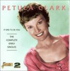 It Had to Be You - CD Audio di Petula Clark