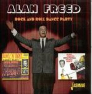 Rock and Roll Dance Party - CD Audio di Alan Freed