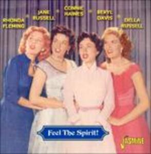 Feel the Spirit - CD Audio
