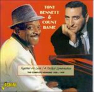 Together at Last - CD Audio di Count Basie,Tony Bennett