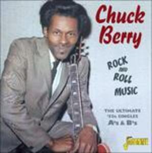 Rock and Roll Music - CD Audio di Chuck Berry