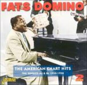 The American Chart Hits - CD Audio di Fats Domino