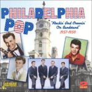Philadelphia Pop. Rockin' and Croonin' on Bandstand - CD Audio