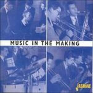 Music in the Making - CD Audio