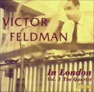 In London vol.1 - CD Audio di Victor Feldman