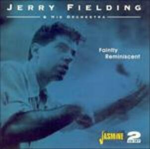 Faintly Reminiscent - CD Audio di Jerry Fielding