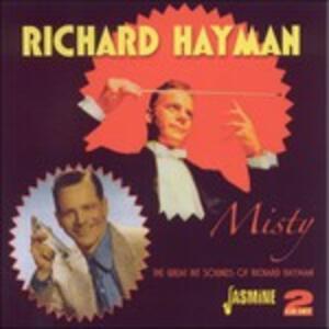 Misty - CD Audio di Richard Hayman
