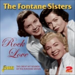 Rock Love - CD Audio di Fontane Sisters