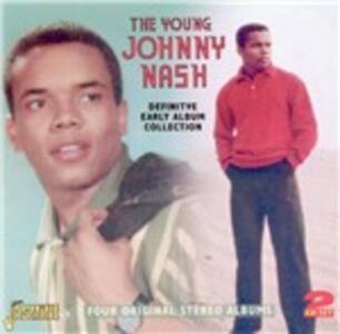 Definitive Early Album - CD Audio di Johnny Nash