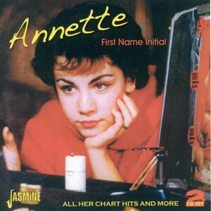 First Name Initial - CD Audio di Annette Funicello