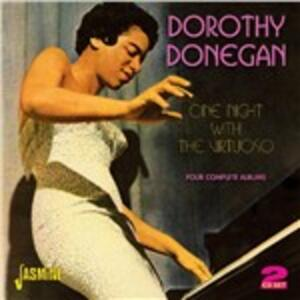 One Night with... - CD Audio di Dorothy Donegan