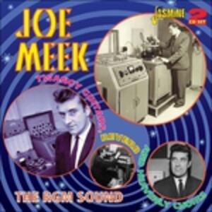 Twangy Guitars, Reverb.. - CD Audio di Joe Meek